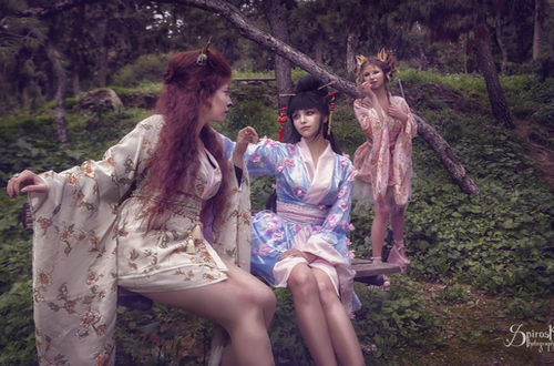 A midsummer night's Japanese Dream< Grid Pic