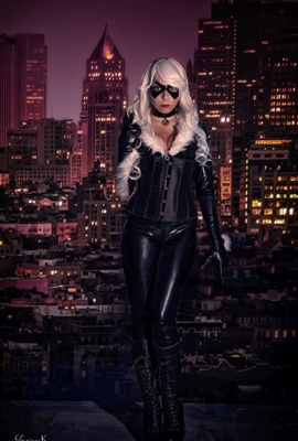 Darkenya Cosplay's Black Cat