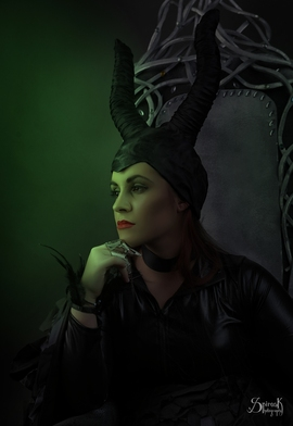 Elena of Asgard's Maleficent
