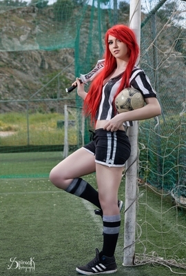 Eve Estenzia's Red Card Katarina