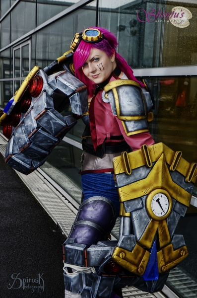 VI from Shinju's Workshop at Japan Expo 2014