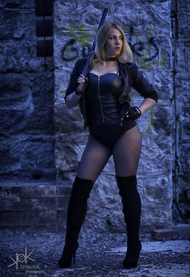 DC Comics, Yvaine Dazzling's Black Canary